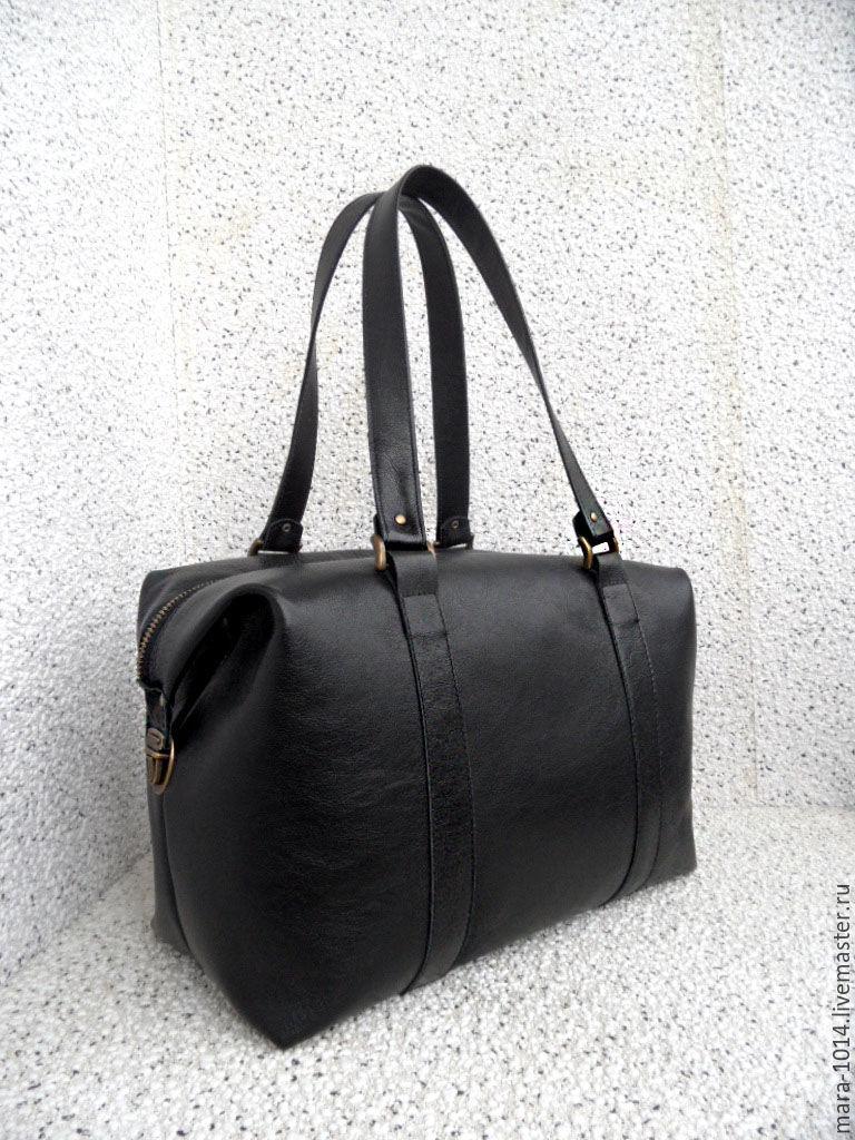 4957e9d7 ... Женские сумки ручной работы. СИТИ в деталях, большая кожаная сумка,  дорожная, спортивная ...