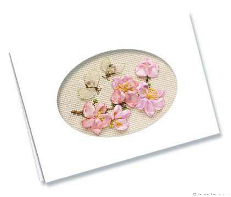 """Открытка-Набор для вышивания Риолис """"Поздравляю!"""", Схемы для вышивки, Смоленск,  Фото №1"""