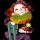 """Коллекционные куклы ручной работы. Кукла """"А клоуны остались."""". Маргарита Дроздова. Интернет-магазин Ярмарка Мастеров. Клоун"""