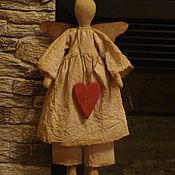 Куклы и игрушки ручной работы. Ярмарка Мастеров - ручная работа Ангел..... Handmade.