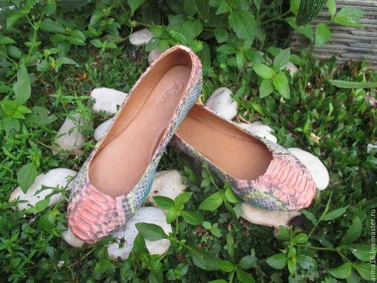 Обувь ручной работы. Ярмарка Мастеров - ручная работа. Купить Балетки Better. Handmade. Балетки на заказ, балетки из кожи