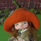 """Куклы и игрушки ручной работы. Ярмарка Мастеров - ручная работа """"Тыковка"""". Handmade."""