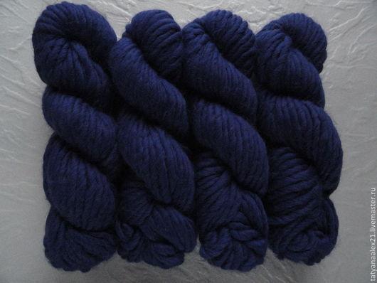 Вязание ручной работы. Ярмарка Мастеров - ручная работа. Купить Пряжа Blue Sky Alpacas Bulky Alpaca № 1226. Handmade.