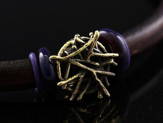 Для украшений ручной работы. Ярмарка Мастеров - ручная работа. Купить Regaliz 2301-200 (1). Handmade. Золотой, регализ