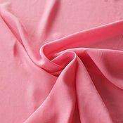 Ткани ручной работы. Ярмарка Мастеров - ручная работа 72001 Ткань летящий креп Сладкая вата. Handmade.