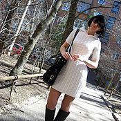 """Одежда ручной работы. Ярмарка Мастеров - ручная работа Платье """"Белые косы"""". Handmade."""