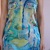 Одежда ручной работы. Ярмарка Мастеров - ручная работа веселое платье для веселой девы. Handmade.