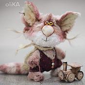 Куклы и игрушки ручной работы. Ярмарка Мастеров - ручная работа Репешок. Handmade.