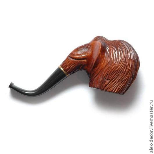 Подарки для мужчин, ручной работы. Ярмарка Мастеров - ручная работа. Купить Курительная трубка Estupedo-E11070-1. Handmade. Трубка