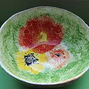 Посуда ручной работы. Ярмарка Мастеров - ручная работа Пиала  Лето. Handmade.