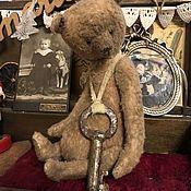 Мишки Тедди ручной работы. Ярмарка Мастеров - ручная работа Мишки Тедди: Rusty key. Handmade.