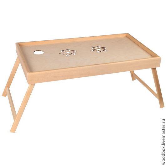 Мебель ручной работы. Ярмарка Мастеров - ручная работа. Купить СТ3 Столик для ноутбука трансформер с отверстиями под кулеры. Handmade.