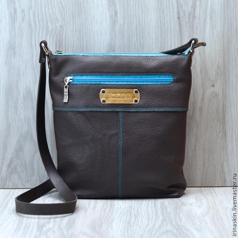 101f261963e8 Женские сумки ручной работы. Ярмарка Мастеров - ручная работа. Купить  Кожаная сумка-планшет ...