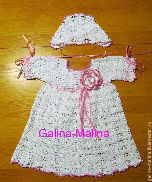 """Одежда для девочек, ручной работы. Ярмарка Мастеров - ручная работа. Купить Комплект """"Розочка"""".. Handmade. Платье, Дети-цветы жизни"""