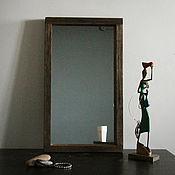 Для дома и интерьера ручной работы. Ярмарка Мастеров - ручная работа Зеркало настольное `Scar`. Handmade.
