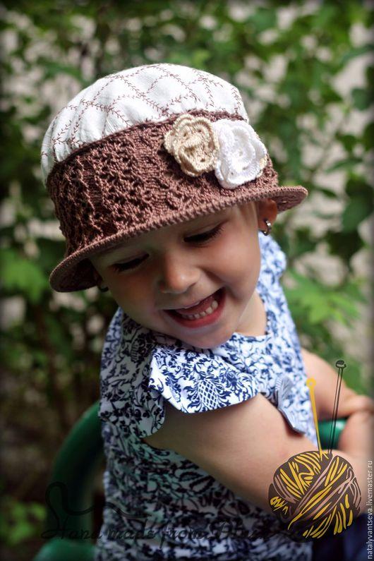 Обучающие материалы ручной работы. Ярмарка Мастеров - ручная работа. Купить МК-описание комбинированной шляпки Vintage (Винтаж). Handmade.