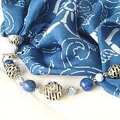Украшения handmade. Livemaster - original item Silk necklace