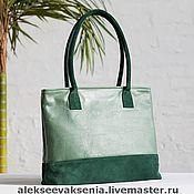 Сумки и аксессуары handmade. Livemaster - original item Bag genuine leather. Handmade.