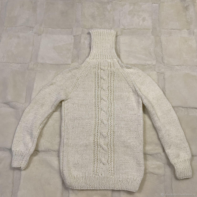 Шерстяной свитер с высоким горлом, Свитеры мужские, Нальчик,  Фото №1