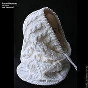 Аксессуары handmade. Livemaster - original item Snood Royal ed. work. Handmade.