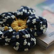 Украшения ручной работы. Ярмарка Мастеров - ручная работа Брошка-цветочек. Handmade.