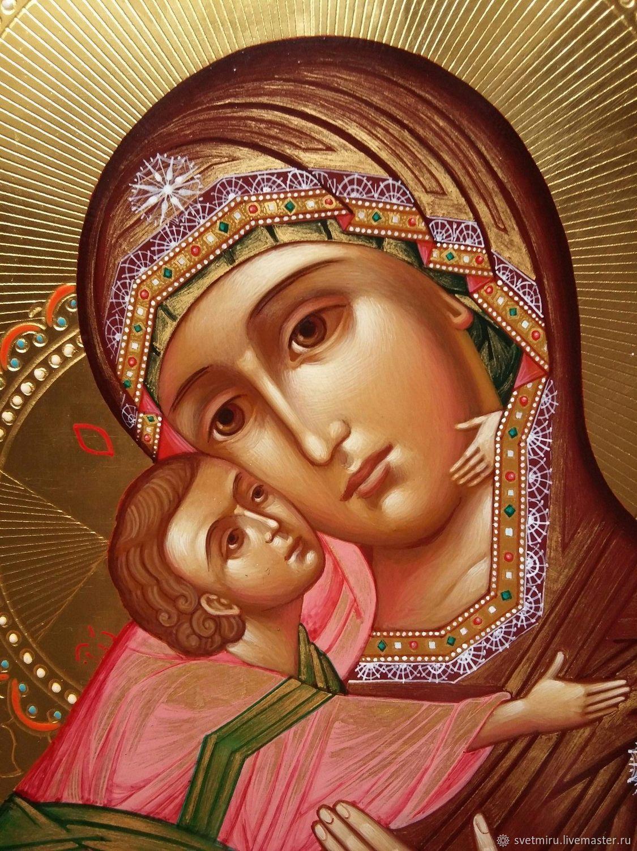 Картинки иконы божей матери