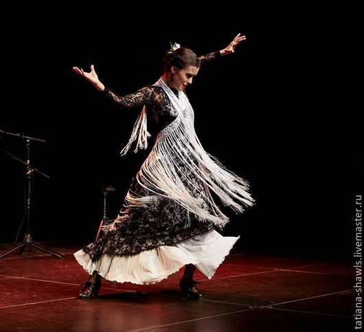 Танцевальные костюмы ручной работы. Ярмарка Мастеров - ручная работа. Купить флекос для фламенко, flecos de flamenca. Handmade.