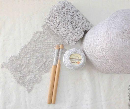 Шарфы, шарфики, ярмарка Мастеров-ручная работа, русское кружево, кружевной шарфик, коклюшечное кружево, вологодское кружево, кружево, handmade, купить