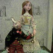 Куклы и игрушки ручной работы. Ярмарка Мастеров - ручная работа Интерьерные куклы. Handmade.