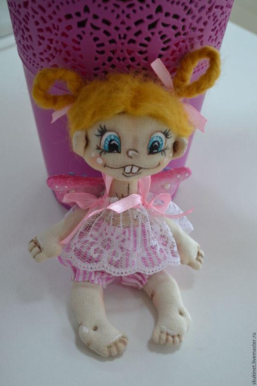 Коллекционные куклы ручной работы. Ярмарка Мастеров - ручная работа. Купить Ангелочки по мк Анны Михеевой. Handmade. Комбинированный, уют
