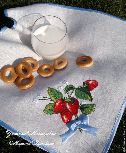 Клубника, сушки, стакан молока - воспоминания о лете и детстве в деревне у бабушки...