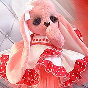 Куклы и игрушки ручной работы. Ярмарка Мастеров - ручная работа Мисс Фламенко. Handmade.
