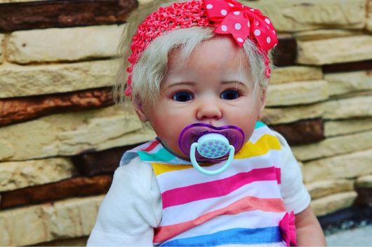 Куклы-младенцы и reborn ручной работы. Ярмарка Мастеров - ручная работа. Купить Кукла-реборн из молда Марли. Handmade. Молд