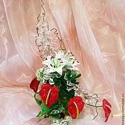 Цветы и флористика ручной работы. Ярмарка Мастеров - ручная работа Ромео и Джульетта. Handmade.