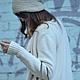 Кофты и свитера ручной работы. Кардиган вязаный длинный  NEW NEUTRALS..... La Bottega Creativa. Ярмарка Мастеров. Кардиган вязаный