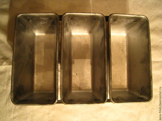 Другие виды рукоделия ручной работы. Ярмарка Мастеров - ручная работа. Купить Форма для выпечки хлеба 3Л-10. Handmade.