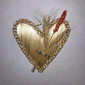 Подарки на 14 февраля ручной работы. Ярмарка Мастеров - ручная работа Валентинка. Handmade.
