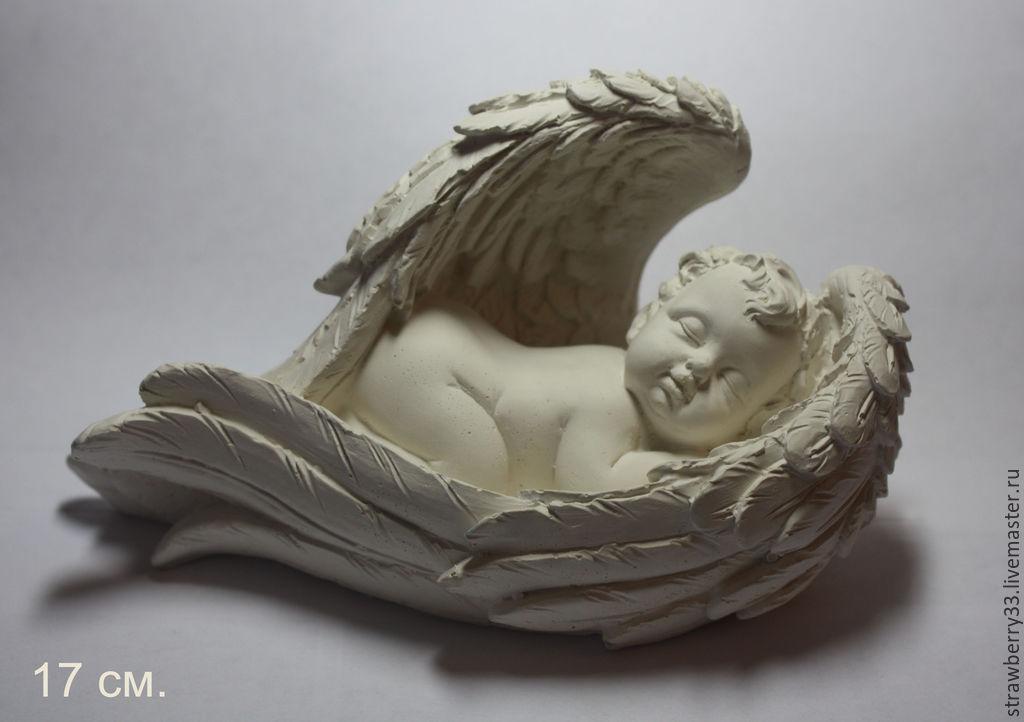 Как сделать скульптуру ангела своими руками 81