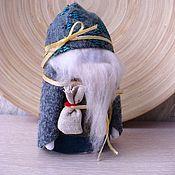 Куклы и игрушки handmade. Livemaster - original item Russian folk doll Bogach. Handmade.