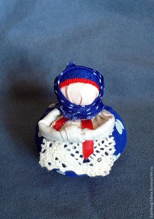 """Народные куклы ручной работы. Ярмарка Мастеров - ручная работа. Купить Кукла-оберег Благополучница. """"Горошинка"""" и """"Узорная"""". Handmade."""
