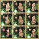 Christmas decorations 'the Snowmen'. Christmas decorations. paradisestudio (paradisestudio). Online shopping on My Livemaster.  Фото №2