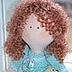 Коллекционные куклы ручной работы. Заказать Кукла  малышка. Лариса Макарова. Ярмарка Мастеров. Малышка, халофайбер