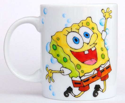Вариант формы чашки (фарфор)