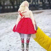 Куклы и игрушки ручной работы. Ярмарка Мастеров - ручная работа Тильда Ангел. Handmade.