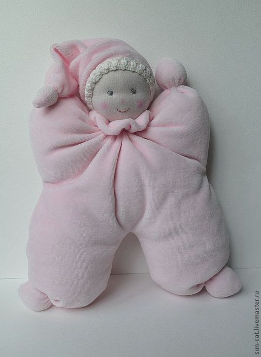 Вальдорфская игрушка ручной работы. Ярмарка Мастеров - ручная работа. Купить Вальдорфская кукла-бабочка. Handmade. Вальдорфская кукла