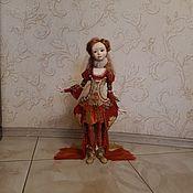 Кукольный театр ручной работы. Ярмарка Мастеров - ручная работа Кукольный театр: злата. Handmade.