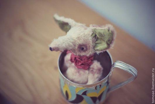Мишки Тедди ручной работы. Ярмарка Мастеров - ручная работа. Купить лисичка. Handmade. Бежевый, друзья мишек тедди