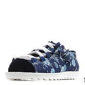 Обувь ручной работы handmade. Livemaster - original item Open sneakers 13-308-s48 (СБ). Handmade.
