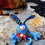 Куклы и игрушки ручной работы. Ярмарка Мастеров - ручная работа Зякокрокозяка. Handmade.