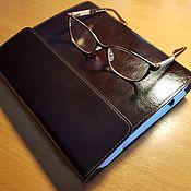 Сумки и аксессуары handmade. Livemaster - original item Cover two notebooks of natural leather. Folder leather. Handmade.